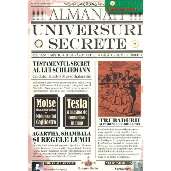 Almanah - Universuri secrete