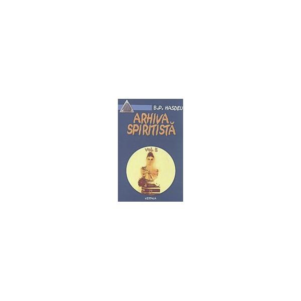 Arhiva spiritista, vol. V