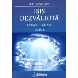 Isis dezvaluita, vol. III,...