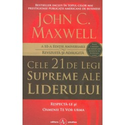 Cele 21 de legi supreme ale...