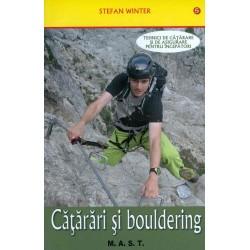 Catarari si bouldering