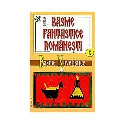 Basme fantastice romanesti,...