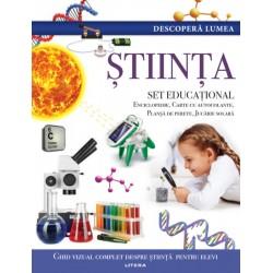 Stiinta - Set educational....