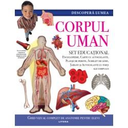 Corpul uman - Set...