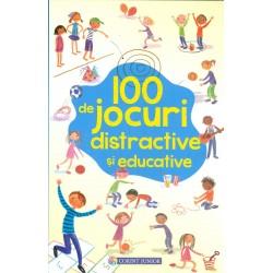 100 se jocuri distractive...
