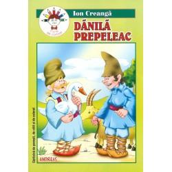 Danila Prepeleac. Carte de...
