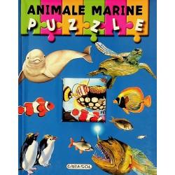 Animale marine - Puzzle
