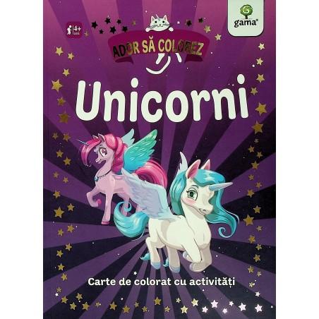 Unicorni, 4+. Carte de...