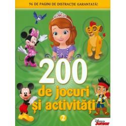 200 de jocuri si activitati 2