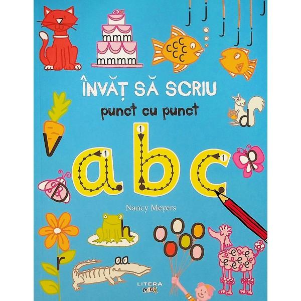 ABC - Invat sa scriu punct cu punct