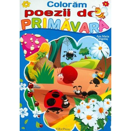 Coloram poezii de primavara