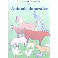 Animale domestice. Carte de...