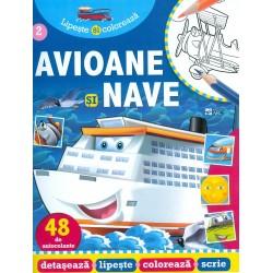 Avioane si nave - 48 de...