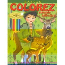 Razvan - Colorez animale...