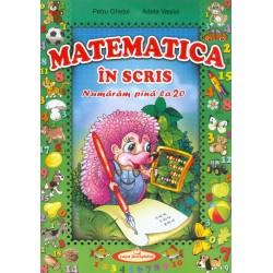 Matematica in scris....