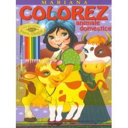 Mariana - Colorez animale...