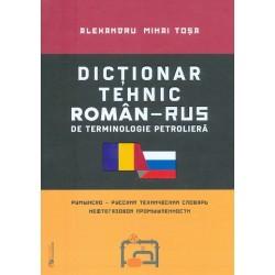 Dictionar tehnic roman-rus...