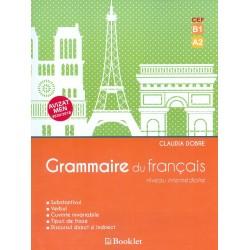 Grammaire du francais....