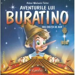 Aventurile lui Buratino sau...