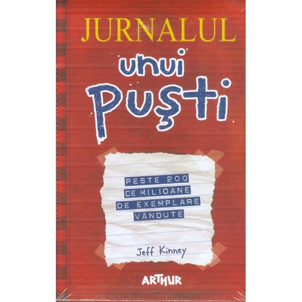 Jurnalul unui pusti, vol. I-II-III-IV