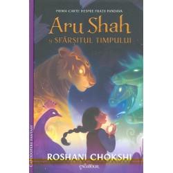 Aru Shah si sfarsitul timpului