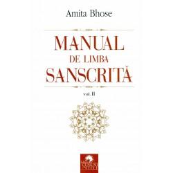Manual de limba sanscrita,...