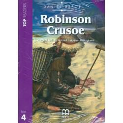 Robinson Crusoe with CD....