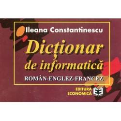 Dictionar de informatica....