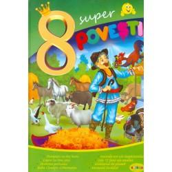 8 Super povesti - Punguta...