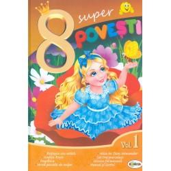 8 Super povesti - Ratusca...