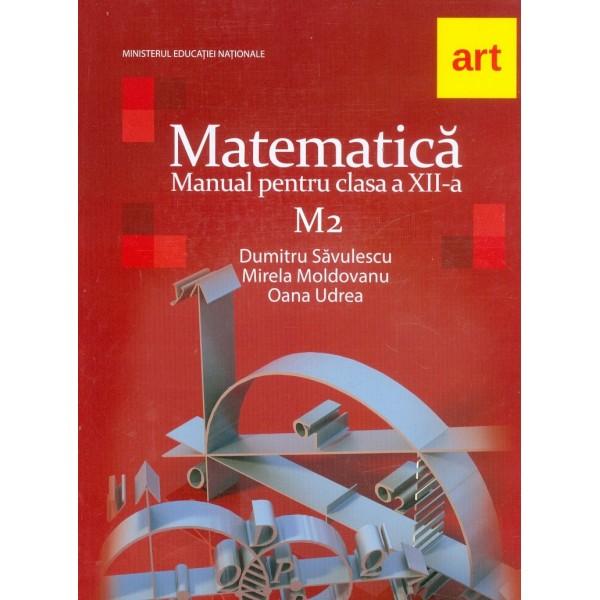 Matematica M2, clasa a XII-a