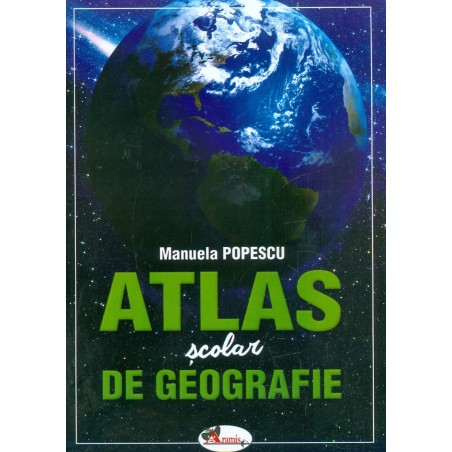 Atlas scolar de geografie