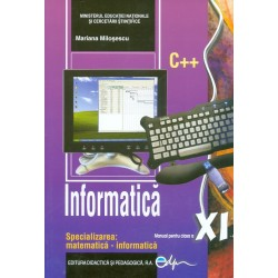 Informatica C++, clasa a...