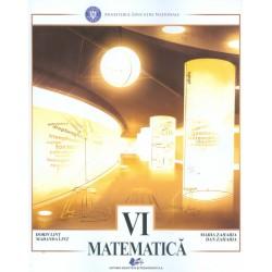Matematica, clasa a VI-a