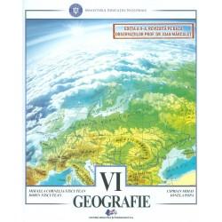 Geografie, clasa a VI-a