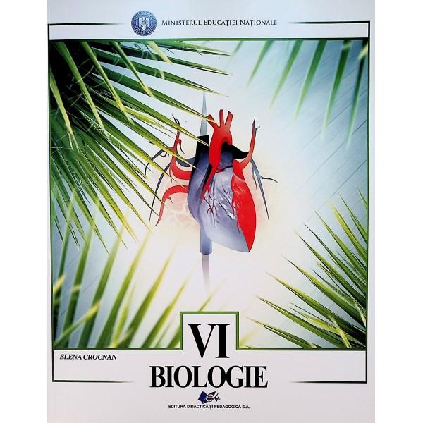 Biologie, clasa a VI-a