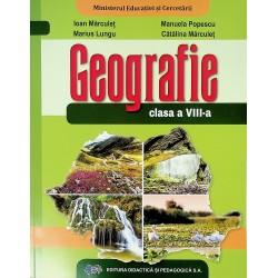 Geografie, clasa a VIII-a