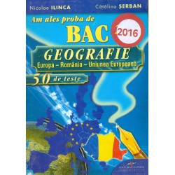 Geografie - Bacalaureat...