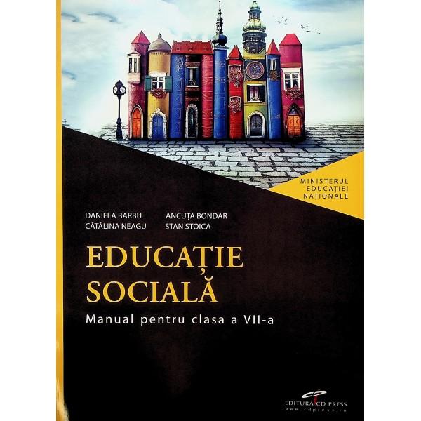 Educatie sociala, clasa a VII-a