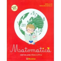 Matematica - Caiet de...