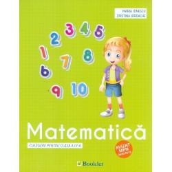 Matematica. Culegere pentru...