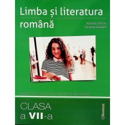 Limba si literatura romana,...