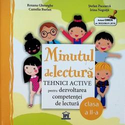 Minutul de lectura. Tehnici active pntru dezvoltarea competentei de lectura, clasa a II-a