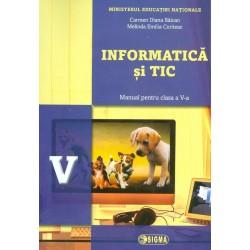 Informatica si TIC, clasa a...