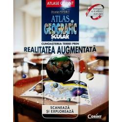 Atlas geografic scolar....
