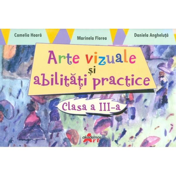 Arte vizuale si abilitati practice, clasa a III-a