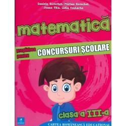 Matematica, clasa a III-a....