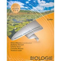 Biologie, clasa a V-a cu CD