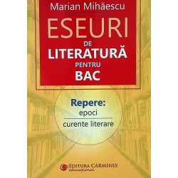 Eseuri de literatura pentru...