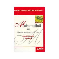 Matematica (M2), clasa a XII-a
